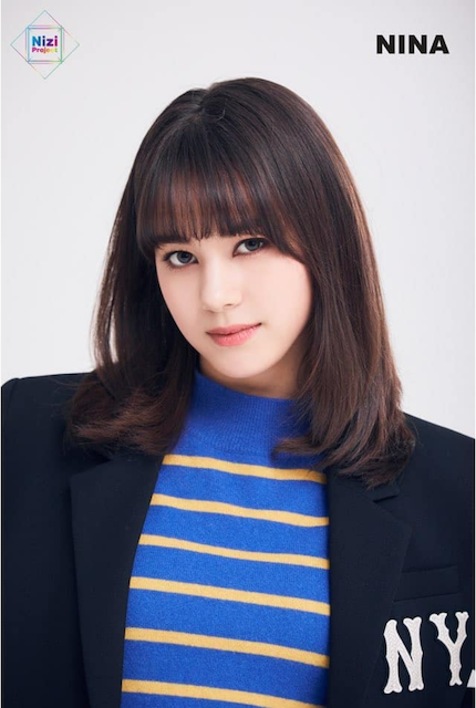 虹プロ【Nizi U】のメンバー