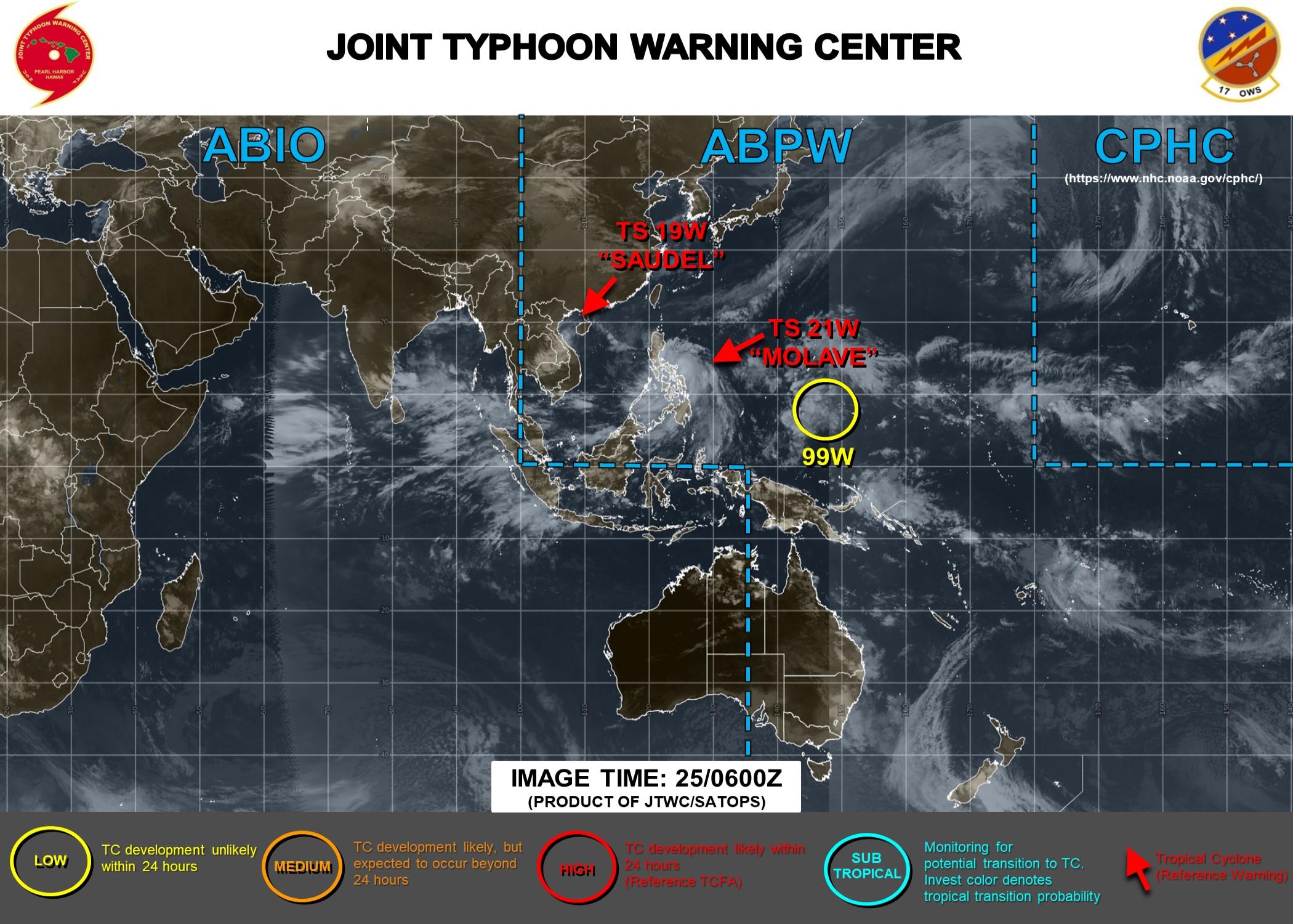 天気予報 日本 米軍 【台風5号・2021】チャンパーの現在地は?米軍(JTWC)最新進路予想を比較!