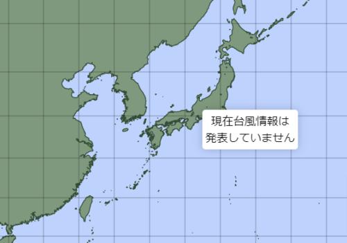 台風6号2021たまご気象庁進路