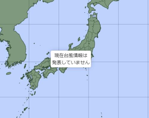 台風6号2021たまご気象庁の進路予想