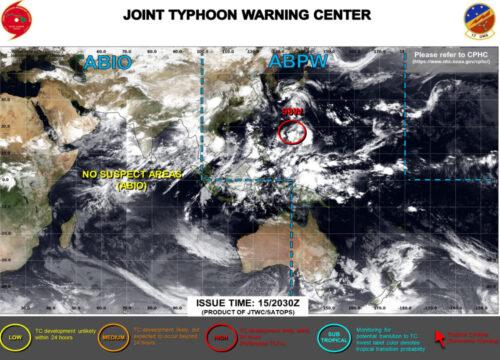 台風6号2021たまご米軍最新進路