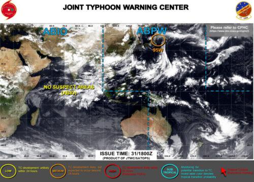 台風9号2021たまご米軍最新情報